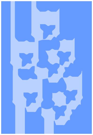 PNG Diamantkristall, Ausschnitt