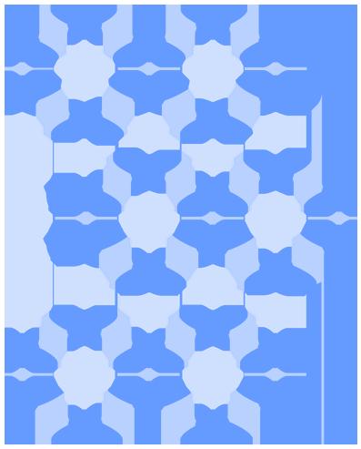 PNG Grafitkristall Ausschnitt