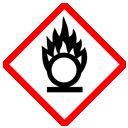 GHS-Symbol brandfördernd, Oxidationsmittel