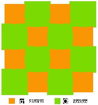 PNG Ionenkristall Natriumchlorid schematisch