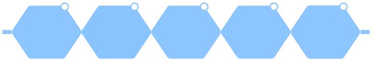 PNG Stärke Molekülmodell Ausschnitt