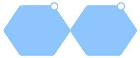 PNG Maltose Molekülmodell